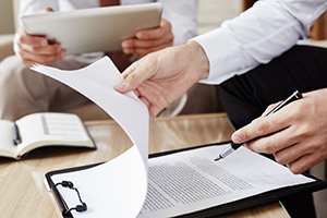 Oklahoma construction contracts attorney